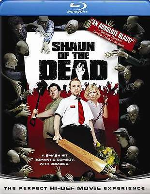 Shaun of the Dead (Blu-ray Disc, 2009)