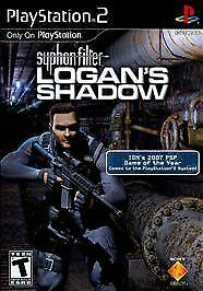 NEW! Syphon Filter: Logan's Shadow (Sony PlayStation 2, 2010) BRAND NEW & SEALED