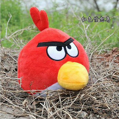 Angry birds plush toy doll red bird 20CM