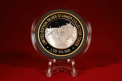 Pharlap Australias Great - Silver Stunner Coin - Limited Edition 500 Released