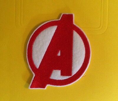 superhero Avengers embroidered patch applique