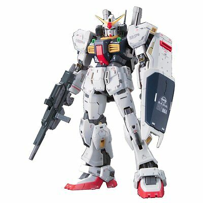 NEW Bandai Hobby 08 RX-178 Gundam MK II AEUG 1/144 Real Grade Japan Import