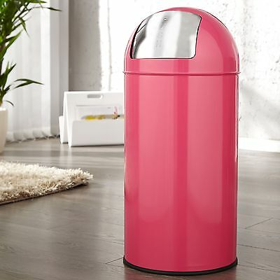 """COOL """"PUSH"""" DUSTBIN 