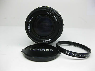 TAMRON 70-210MM F4-5.6 MACRO LENS EXCELLENT WORKING CONDITION