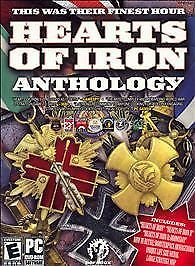 Hearts of Iron Anthology (PC, Paradox Interactive, 2007)