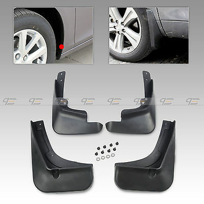 2013+ FIT FOR CHEVROLET MALIBU MK8 SEDAN MUD FLAP SPLASH GUARDS MUDGUARD 4PCS