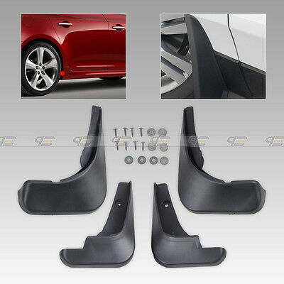 New MUDGUARDS Mud Flaps SPLASH GUARDS for Chevrolet Cruze 2008 2009 2010-2013