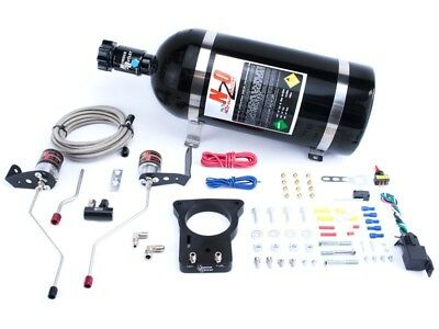 Nitrous Outlet Wet Plate Nitrous Kit - 98-02 F-Body LS1 78MM Plate 50-200HP Jets