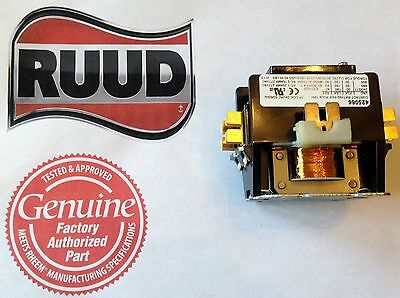 Carrier Bryant Payne Condenser Contactor Relay Single 1 Pole 30 Amp HN51KC024