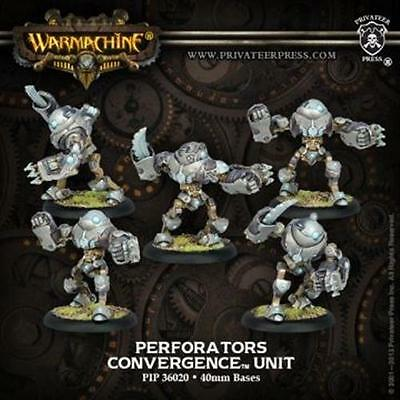 Perforators PIP36020 Privateer Press Warmachine Convergence Of Cyriss