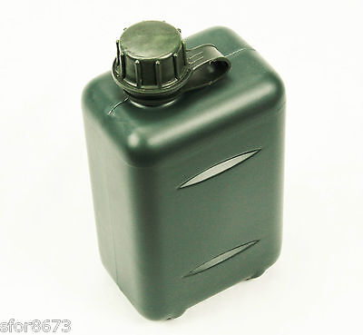 2L South African Defence Force Water Bottle Canteen Hydration Army Sadf Bpa Free
