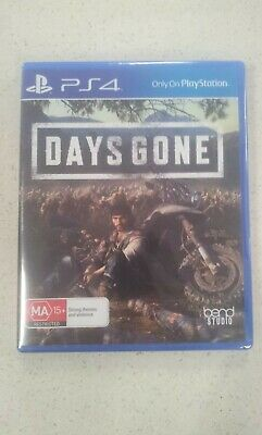 Days Gone PS4 Game (NEW & SEALED)