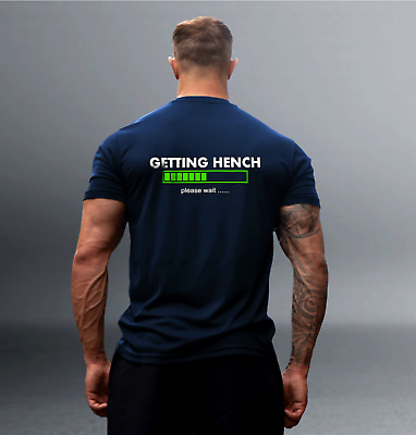 Mens Gym T Shirt Bodybuilding Top Workout Clothing MuscleBuddy Training VEST MMA