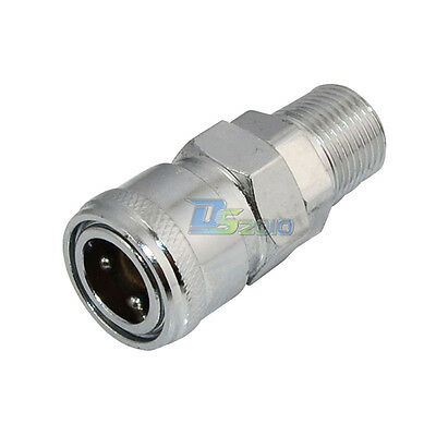 """1/8""""  Iron Air PCL Quick Release Coupler Set / Fitting Pneumatic"""
