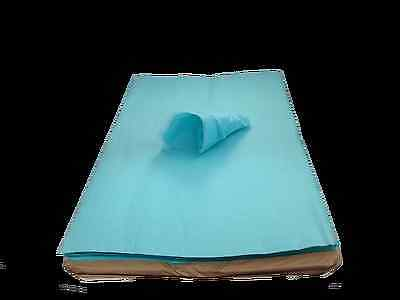 500 Sheets Blue Colour Tissue Paper Ream Gift wrapping Bright Coloured Acid Free