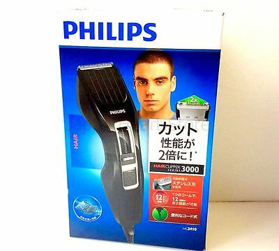 Philips electric clippers hair cutter HC3410 [alternating-current]