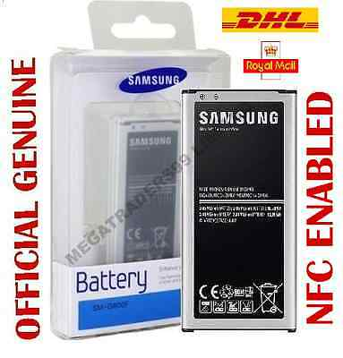 Genuine Original Official Samsung Galaxy S5 Battery GT-i9600 EB-BG900BBEGWW NFC