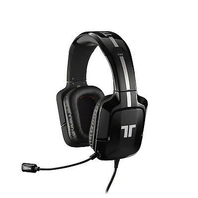 Mad Catz Tritton 720+ Gaming Headset Dolby 7.1 Surround for Xbox 360 PS4 3 BLACK