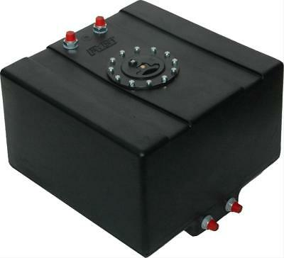 RCI 2120D Plastic Fuel Cell - 12 Gallon 8AN Outlets/Vent with Foam & Sump