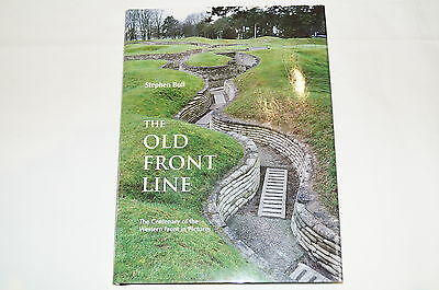 WW1 British German Old Front Line Trenches Pictures Reference Book