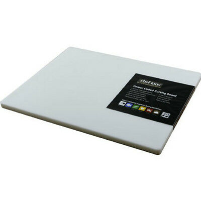 Cutting board-pp 380x510x12mm white