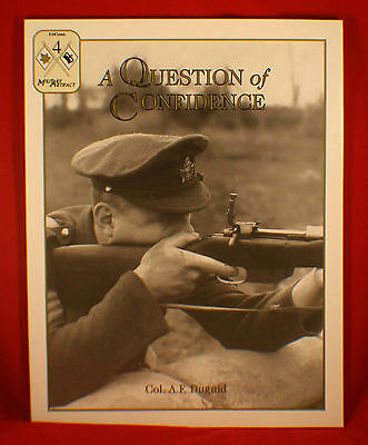 A Question of Confidence - The Ross Rifle in the Trenches Reference Book