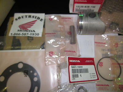 Genuine Oem Honda Top End Kit Cr125R 2005-2007