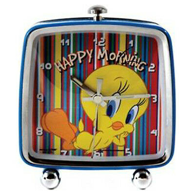 "Warner Bros Looney Tunes TWEETY THE BIRD ALARM CLOCK by ""Avenue of the Stars"""