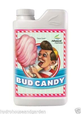 Advanced Nutrients Bud Candy 1 Liter- Carbohydrate Enhancer- flower bloom new
