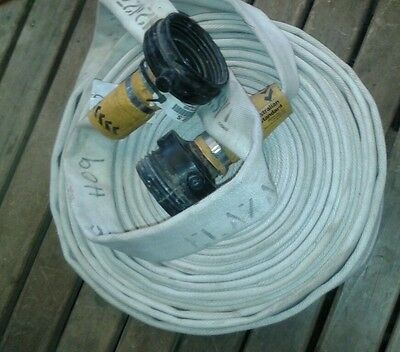 Recycled hose 38mm x 25m includes 3 month warranty