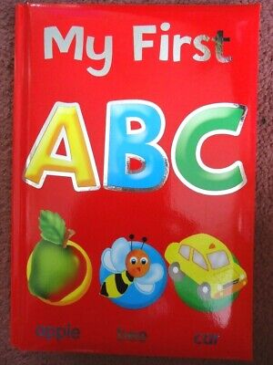 My First Abc  Book - Brand New