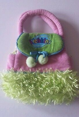Webkinz Pink And Lime Purse