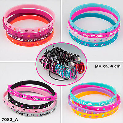 New Top Model Silicon Bands /bracelet