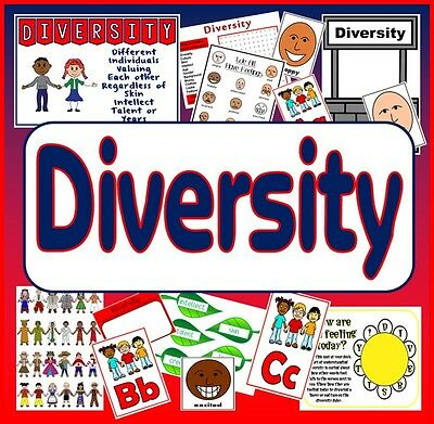 Cd Diversity And Multicultural Teaching Resources, Display, Eyfs, Ks 1-2