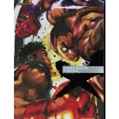 SFXTEKKENARTBKMUL STREET FIGHTER x Tekken Artworks Art Book