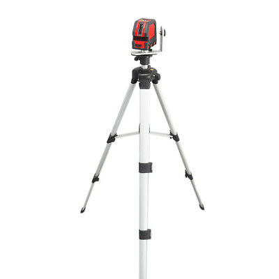 Self Leveling Cross Line Laser Rotary Level, 1.2m Tripod + Magnetic Wall Mount