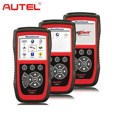 New Arrival Original Autel MaxiCheck Airbag/ABS SRS Light Service Reset Tool