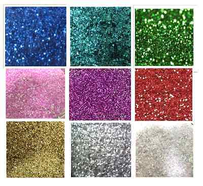Bulk Glitter - Choose Your Colour 1/2 Kilo Bag - Craft