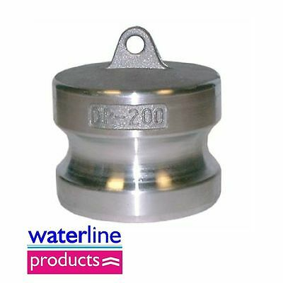 Male Plug Type DP Aluminium Camlock Coupler/Cam&Grove Coupling