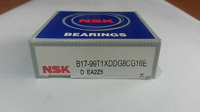 Genuine NSK Ball Bearing B17-99D 17x52x17mm B17-99T1XDDG8CG16E