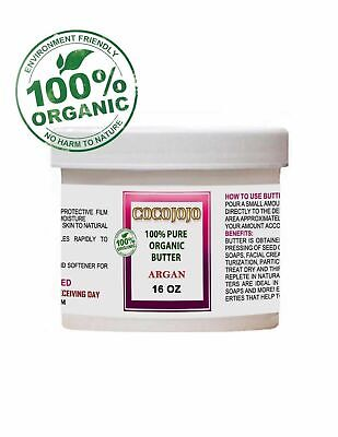 Raw Fresh 100% Natural Pure Cold Pressed Butter - Grade A - Free Shipping!