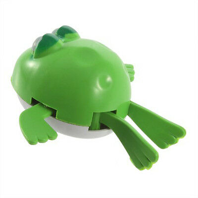 Wind Up Frogman Diver Toy Cute Frogs Swimming Frog Party Favor Swim Kids Toys WS