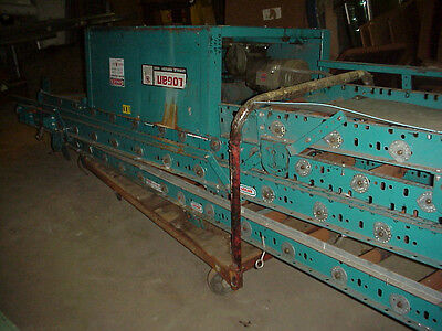 Heavy Duty Conveyor Belt - Logan - Automated