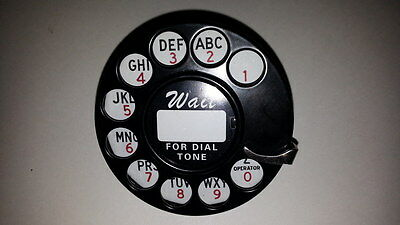 Western Electric  4-H Dial