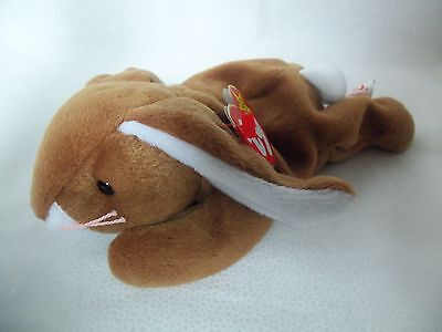 TY Beanie Babies Rabbit  ** EARS ** 5th Generation New w/ Tag
