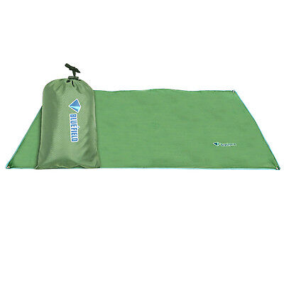 Outdoor Picnic Sleeping Camping Mat Mattress Pad Cushion Waterproof XS DarkGreen