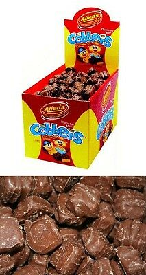 Allens Cobbers 1.8kg Box Chocolate Caramel Sweets Buffet Treats Party Favors