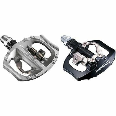 SHIMANO PD-A530 Pedals SPD Touring Road Bike Pedals With SPD Cleats