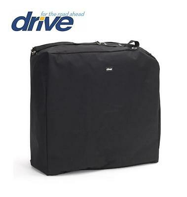 Drive Medical Wheelchair Storage Bag Transit Self Propel Carry Storage Travel