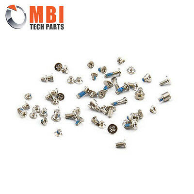 New Replacement Full set of Silver Screws for the iPhone 5 5G